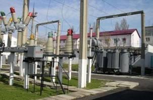 Трансформаторную подстанцию в Ярцевском районе растащили на металлолом