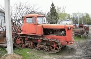 Благодаря «Трактору» смоленские налоговики пополнили бюджет на 800 тысяч рублей