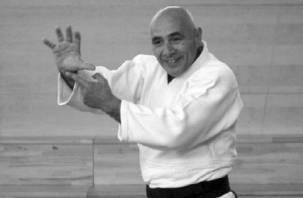 Швейцарский мастер айкидо Мишель Куаранто провел в Смоленске семинар