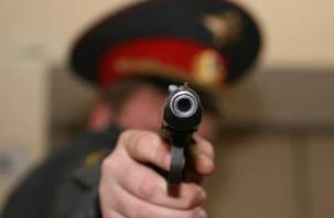 В центре Смоленска снова прогремели выстрелы