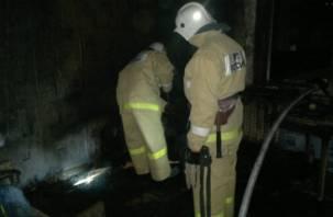 В Десногорске от курения в постели пострадал человек