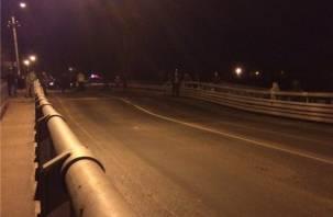 Проседание моста через Двину парализовало движение по трассе Ольша-Невель