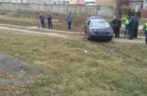 В Ярцевском районе произошла авария с человеческими жертвами