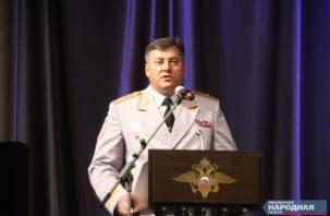 Смоленская полиция отпраздновала свой профессиональный праздник