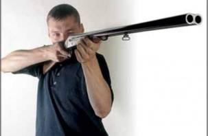 Рославльчанин пристрелил грабителя, забравшегося к нему в дом
