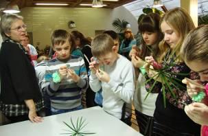 В Рославле открылся экологический центр для школьников