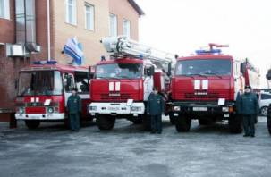 В Смоленской области появятся четыре новых пожарных части