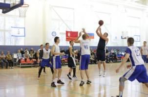Десногорск станет столицей баскетбола