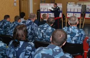 В Вяземском СИЗО открылась выставка в честь героев Первой Мировой войны