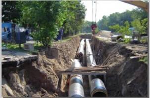 В микрорайоне Сортировка будет построена новая система водоснабжения