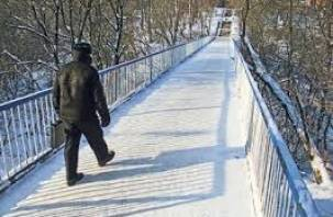 Житель Омска ограбил смолянку на Чертовом мосту