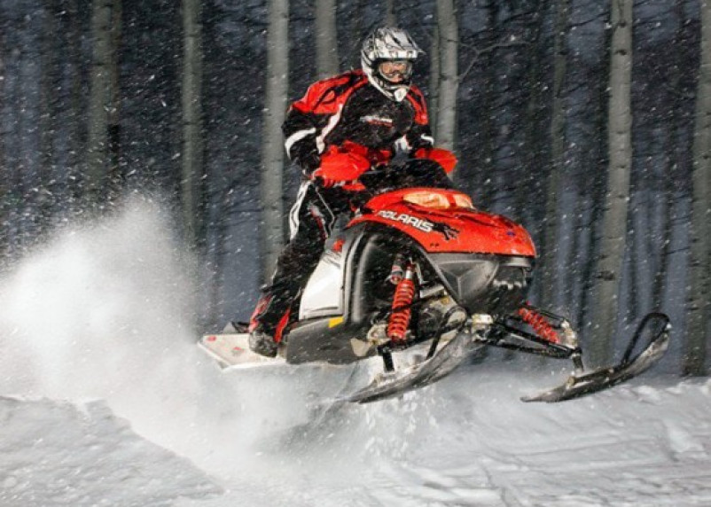 На Смоленщине проверят исправность снегоходов