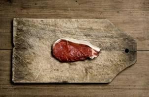 Смоленская область лидирует в росте цен на говядину