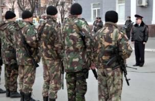 Смоленский спецназ отправился в командировку на Кавказ