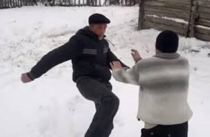 21-летний житель Смоленского района в пьяной драке зарезал собутыльника