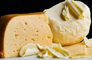 Смоленщина не пропустила 19 тонн чешского сыра и 40 тонн белорусского сливочного масла