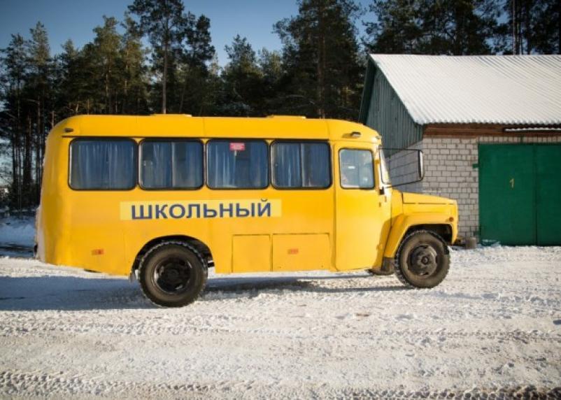 Прокуратура заставила школьный автобус в смоленской деревне ходить по расписанию
