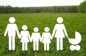 Смоленские семьи получат ежемесячную субсидию на воспитание третьего ребенка