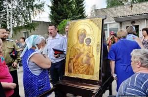 Одигитрия Смоленская вернется в Успенский собор в феврале 2015 года