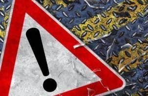 Полиция ищет виновника смертельного ДТП в Краснинском районе