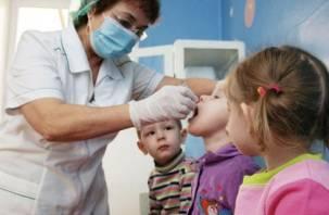 Смоленские дети стали чаще болеть гриппом и ОРВИ