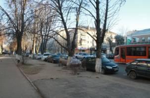 В Смоленске обсудили проект реконструкции улицы Николаева