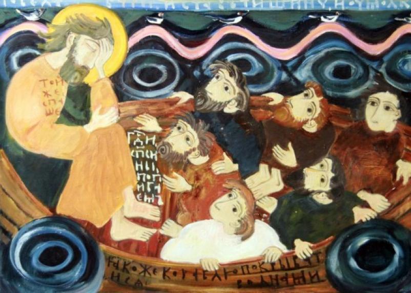 В Смоленске работает выставка библейского искусства