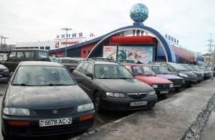 Белорусское торговое нашествие в Смоленск скоро может прекратиться