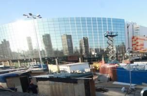 Торговый центр в Смоленске на улице 25 Сентября откроется до конца месяца