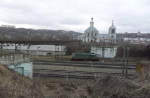 В Смоленске отремонтируют дорогу к Крестовоздвиженской церкви