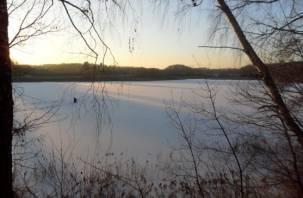 На Смоленщине определены места зимней рыбалки