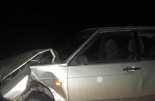 В Вяземском районе в аварии погиб человек, еще четверо пострадали
