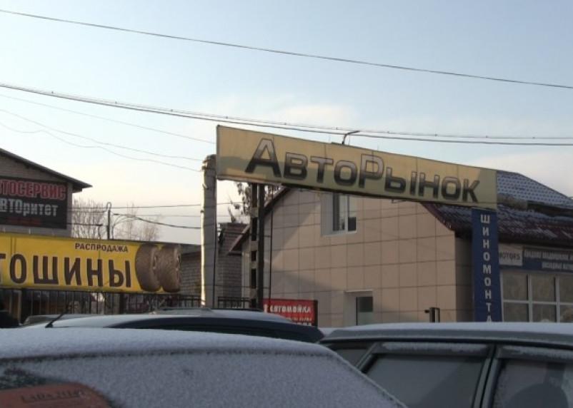 Белорусы оккупировали смоленские автосалоны
