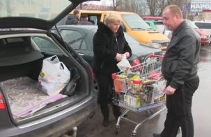 Граждане Беларуси о шоп-турах в Смоленск и России в целом