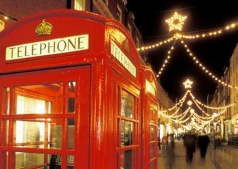 Смолян приглашают на рождественский вечер в английском стиле