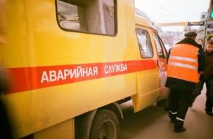 Часть улицы Кирова затопило из-за прорыва трубы