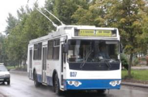 В Смоленске продлят троллейбусную линию на Киселевку