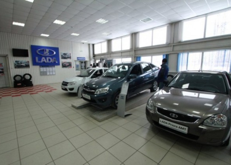 Названы самые дешевые автомобили на российском авторынке