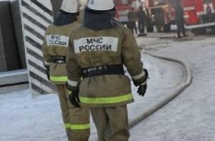 В ТРЦ «Макси» в Смоленске произошло задымление