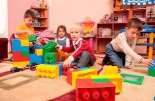 Смоленские чиновники не могут освоить деньги, выделенные на детские сады