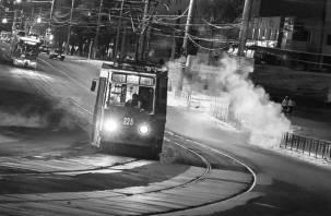 В Смоленске водитель трамвая сбил пешехода
