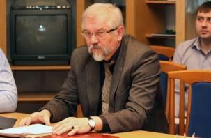 Экс-архитектора Смоленска выгоняют из квартиры