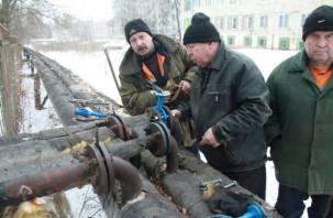 Соцучреждения Смоленска: пятый день после коммунального коллапса