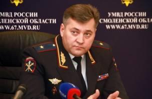 Смоленская полиция расправляется с «малиновыми пиджаками»
