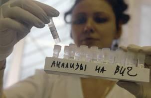В Смоленской области растет число ВИЧ-инфицированных