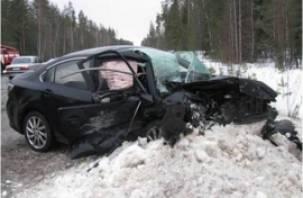 В Смоленском районе в аварии погибли 3 человека