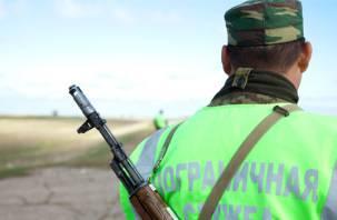 В 2014 году 670 иностранцев пытались незаконно пересечь Смоленскую область