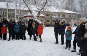 На Смоленщине открылась зимняя экологическая школа