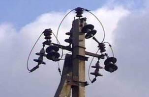 В Смоленской области все еще воруют электрические провода
