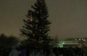 Ярцевчане освистали «новогодний подарок» местной администрации